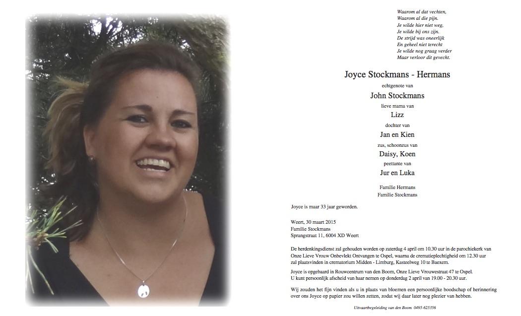 Rouwbrief Joyce Stockmans - Hermans.pdf digitaal