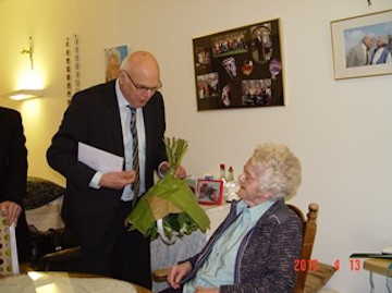To Knapen NEderweert 102 jaar