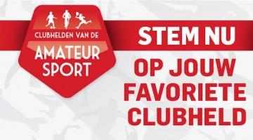 Jan Hoeben clubheld van de amateursport Nederweert