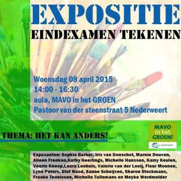 expositie uitnodiging!