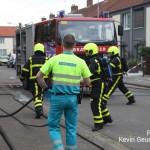 Brand Magdalenastraat Weert