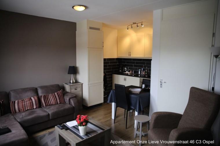 Appartement Ospel te koop