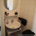 Appartement Ospel te koop badkamer
