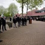 Dodenherdenking 5 mei 2015 Nederweert