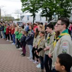scouting dodenherdenking