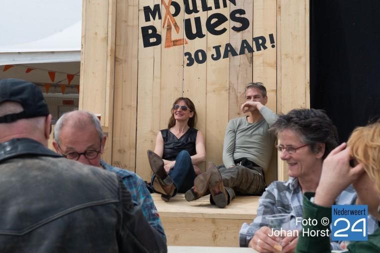 Moulin Blues Ospel 30 jaar