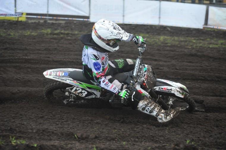 Justin Klaus motorcrosser nederweert