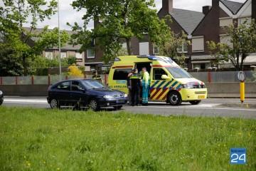 Ongeval postbode Weert 3563