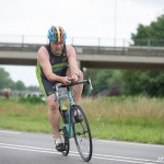Stadstriatlon Weert 2015 triatlon Weert veteraan