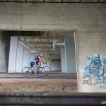 Stadstriatlon Weert 2015 triatlon Weert ouder kind