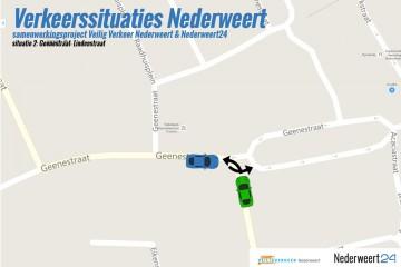 Verkeerssituatie-Nederweert-situatie-2