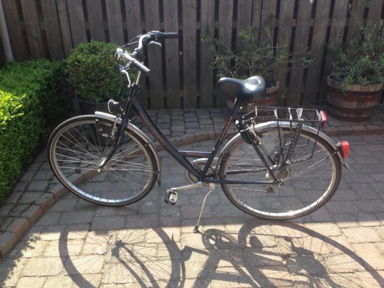 fiets budschop