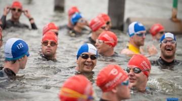 stadstriathlonweert zwemmen