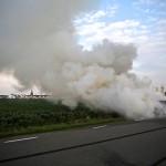 Autobrand Nederweert rook
