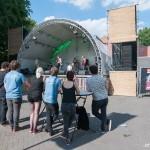 Broedplaats Festival podium