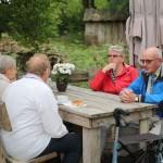 Eynderhoof 25 jaar vrijwilligers lunch