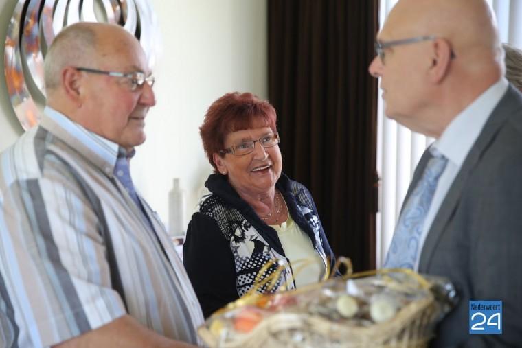 Gouden huwelijk familie Geurtjens Douven Ospel 4403