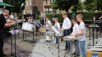 Kermisconcert Ospel jeugd drumband