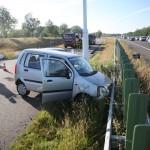 Ongeval Doctor Anton Philipsweg Weert 4410