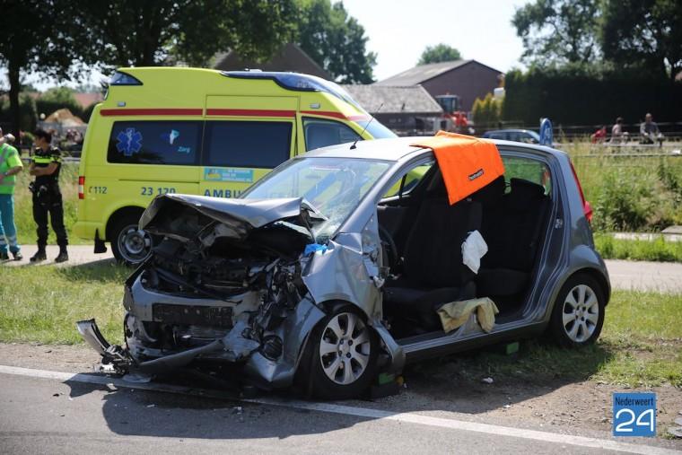 Ongeval N279 Roggel 4271