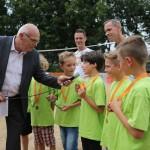 School Moves Volley kampioenen BS de Schrank Burgemeester Evers