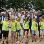School Moves Volley kampioenen BS de Schrank team