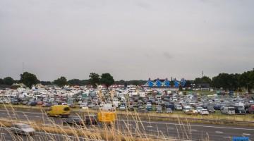 Verkeersomleidingen tijdens Bospop 7 t/m 11 juli