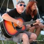 Bospop Weert vrijdagavond met gitaar