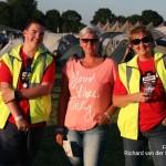 Bospop Weert vrijdagavond vrijwilligers