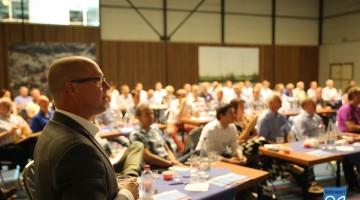 Ger Koopmans bespreekt Sportbeleid Limburg in Nederweert