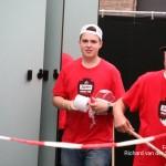 Vrijwilligers Bospop wc