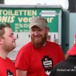 Vrijwilligers Bospop 2015
