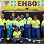 Vrijwilligers Bospop EHBO 2015