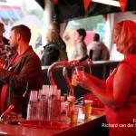 Vrijwilligers Bospop bar