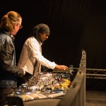 Milli Vanilli en DJ Lomoncello