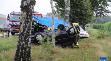 Ongeval Noordervaart Beringe