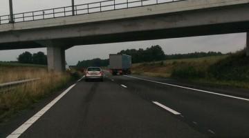 vrachtwagen A2 nederweert