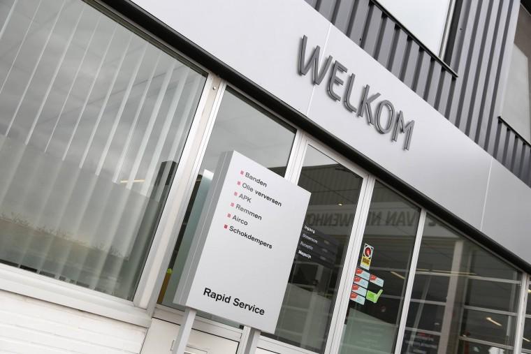 Autobedrijf van Nieuwenhoven
