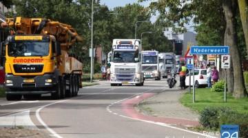 Truckrun Weert zondag 3 september