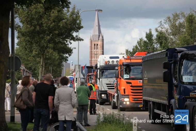 Truckrun door Nederweert 5916