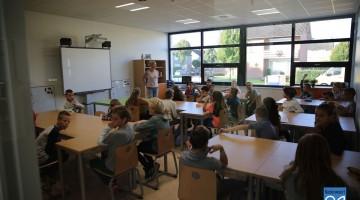 Basisschool de Schrank leslokaal