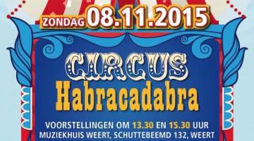 samenwerking harmonie Weert, PSW en circus Tadaa!