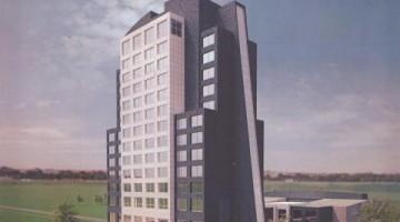 Plannen bouw Van der Valk hotel ter inzage