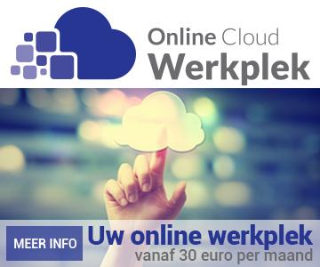 Banner Online Cloud Werkplek