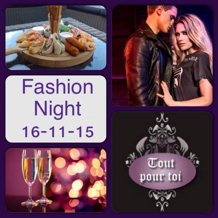 Fashion night Tout Pour Toi