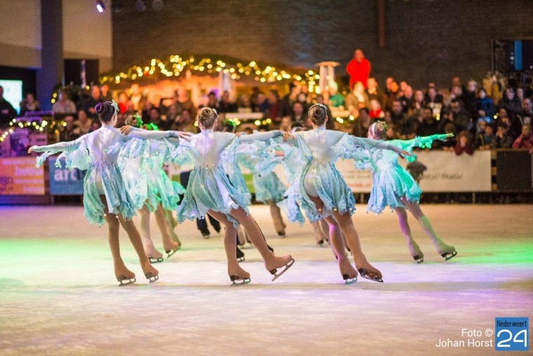 Kids on Ice op Schaatsbaan Franciscushuis Weert 16