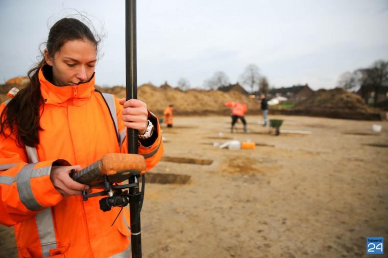 Archeologisch onderzoek Nederweert-4