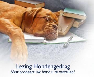 Lezing over hondengedrag - Lintjeshof