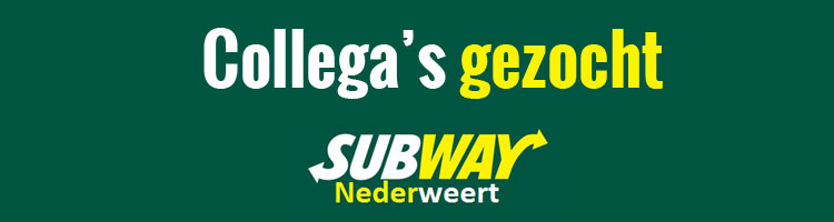 Subway-Collega-gezocht