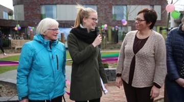 Myrna biedt beweging aan voor senioren